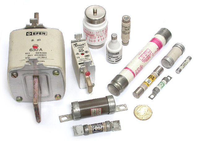 Fuses-Assorted (Various)