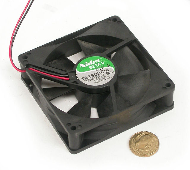 DC Axial-Fans